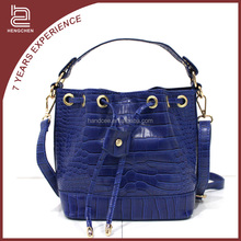 Popular brand new arrival 2016 fashionable top quality italian purses