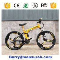 MANSURAH China manufacture top sell alloy integrated wheels mountain bike (TF-AMTB-015)