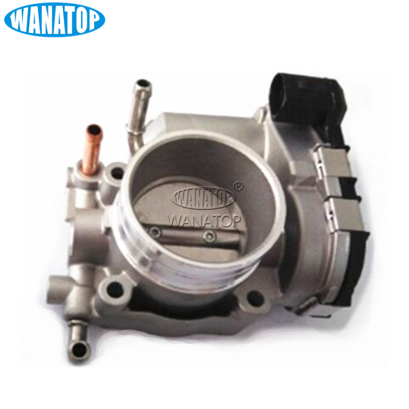 52mm Bore Electronic Throttle Body <strong>Valve</strong> case for VW Santana 06 OEM 050 133 062B 0 280 750 241 050133062B 0280750241