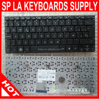 NEW Laptop For HP MINI 5102 KEYBOARD 5101 5103 Teclado KEYBOARD Layout Spani Keyboard Black