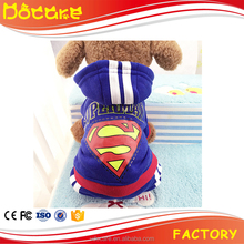Superman Sweater/All animals Clothing/Dog Jacket/Jumpsuit