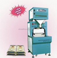 shanghai automatic two-sided/double-faced single-station vacuum packing machine for rice/coffee bean/soybean/grain/peanut