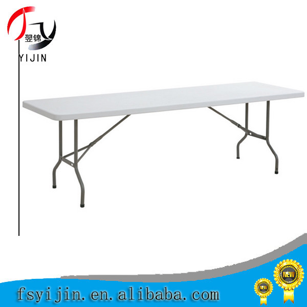 NEW DESIGN BLOW MOULDING Plastic Folding Table
