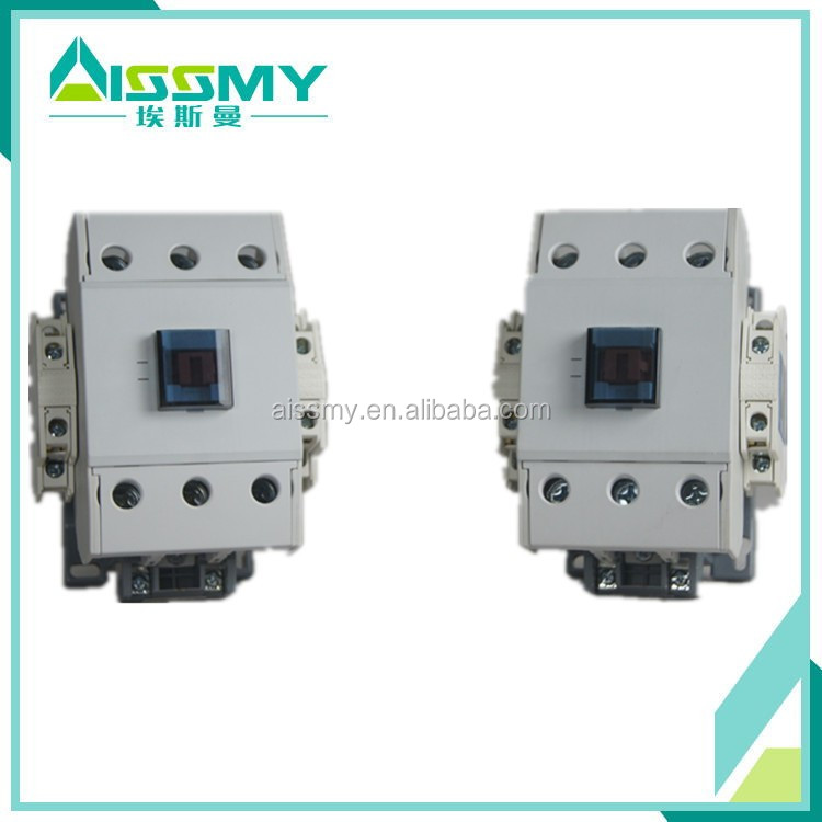 Energy saving 65A 220V anti electricity shaking ac magnetic contactor