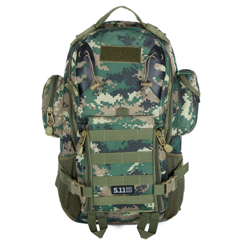 2015 newest army canvas backpack
