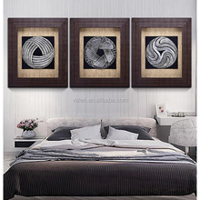 3 Piece Wall Art Decor Prints Pictures Modern Paint Designs for Hotels