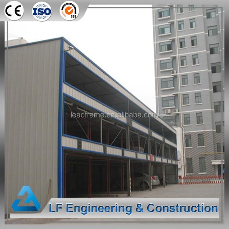 Precio base prefabricado edificio de acero metal garaje for 30x30 costo del garage