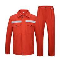 Wholesale Safety Clothes Engineering Smock Uniform security guard dress/ uniform
