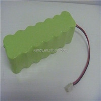 14.4v ni-mh battery pack for vacuum cleaner vacuum cleaner nimh battery pack 14.4V nimh 14.4v rechargeable battery pack