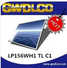 15.6 inches LCD Screen LP156WH1 TL C1 with 1366x768 WXGA 1 pcs CCFL Backlight