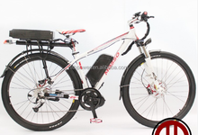 Hot sale! BBS02 8fun /bafang 48v 750w mid crank drive motor ebike kit+48v 12ah Samsung battery
