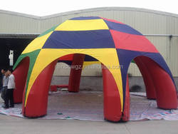 Good quality Large Inflatable Tent Camping Tent