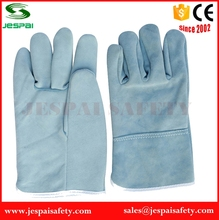 10.5 inches Cow Split Leather Safety Glove