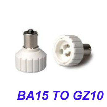 Lamp Holder Converters BA15 To GZ10 LED Light Bulbs Base Socket Converter