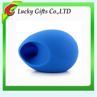 High Quality Hot selling Silicon Egg Loudspeaker for Mobile Phone