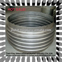 Best price 300 series stainless steel flexible metal Hose/ stainless steel metal bellow