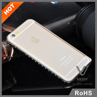 JULES.V new products 2015 innovaive products mobile phone accessories diamond case for IPhone 6