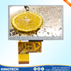 rugged high brightness sunlight readable 4.3 inch lcd monitor module kit