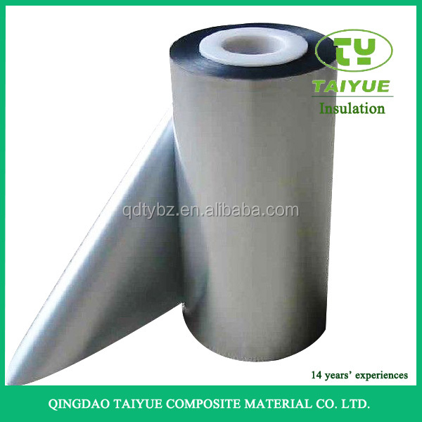 Roof insulation aluminum foil scrim kraft facing paper for Fireproof vapor barrier