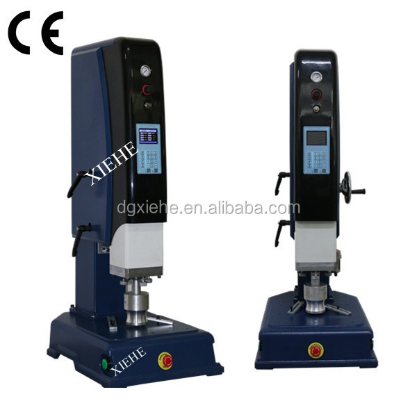 High Quality Ultrasonic Welding Machine/Plastics/Magic Tape Backing With CE
