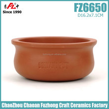 Quality clay biryani pot