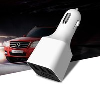 2017 New Trending 12V USB Charger Car Ionic Ozone Air Purifier HM-3