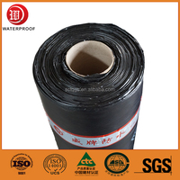 sbs bitumen sheet with self-adhesive roofing felt 4mm