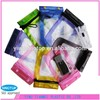 Colorful 5 inch mobile pvc phone waterproof case bag
