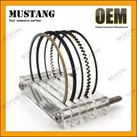 Motorcycle Engine Parts CG150 Motorcycle Gasoline Engine Ceramic Piston Rings for Honda