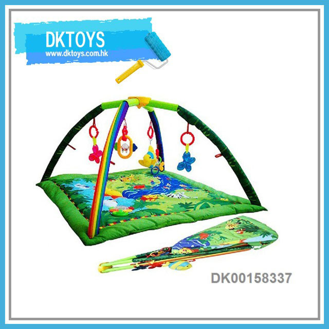 Top Popular Soft Material Forest Waterproof Baby Play Mat