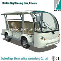 eight seats electric bus,Shuttle Personnel Carrier (EG6088K,8-seater)