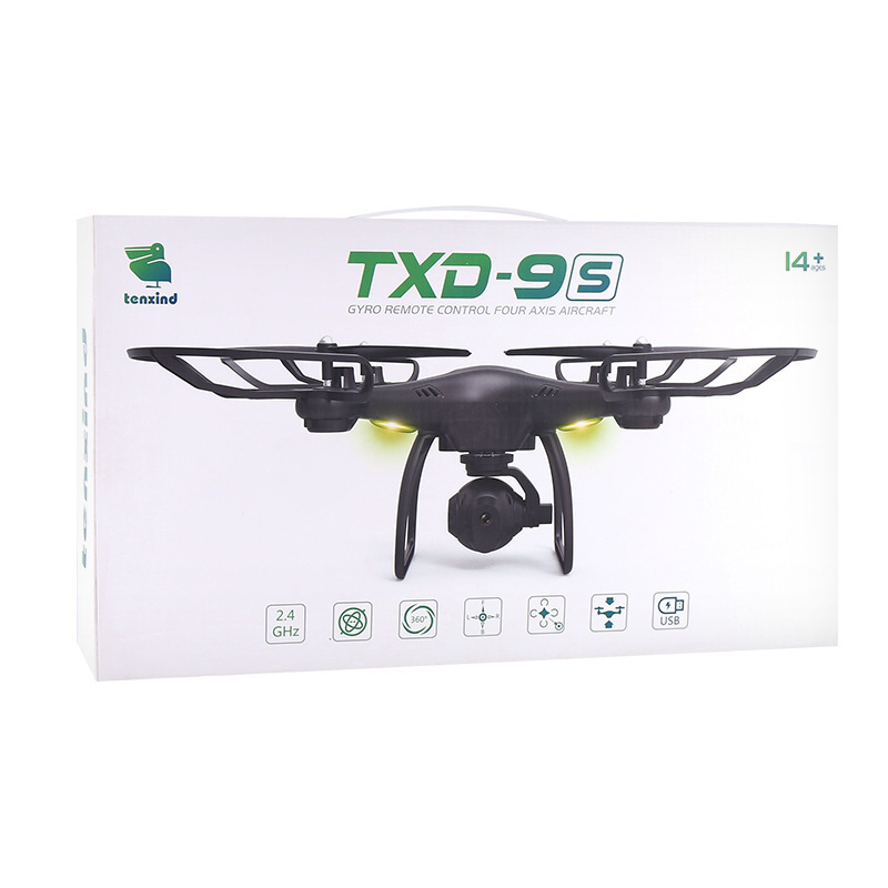 New SJY-9S  Dual 2.4G 1080P Gimbal Camera RC Drone With 15 Mins Flying Time And High Altitude
