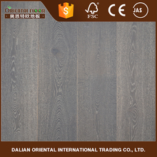 Good Quality Oak Flooring With Stained and 18/4Mm Engineered Oak Flooring