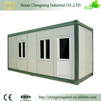 Corrosion Proof Antiseismic Safe Pod Home