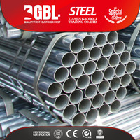 HOT GALVANIZED STEEL TUBE FOR GREENHOUSE