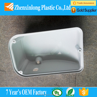 large abs machine cover and casing OEM design