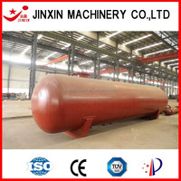 2015 Fast Delivery Time Hot Sale Horizontal 10CBM LPG Storage Tank for Sale