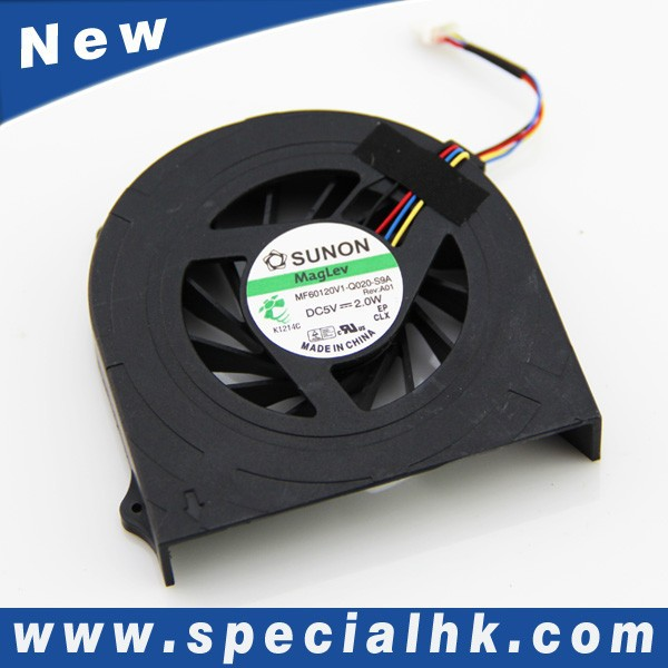 Mini Laptop CPU Cooling Fan For HP Probook 4520S 4525S 4720S 607132-001 613291-001 598676-001