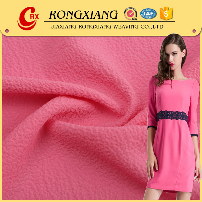 China fabric supplier For Home-use comfortable slub silk fabric