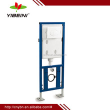 High quality ceramic wc water tank wall hung toilet hidden toilet tank_concealed cistern