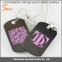 new products Professional Chinese Supplier Excellent Material blank dog tag