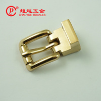 Small Pin Buckle With Clip For