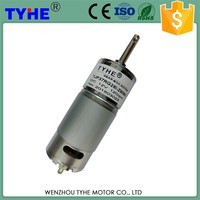 China Factor Hot-Selling 12 volt worm gear motor