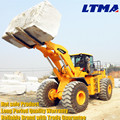 Chinese top supplier LTMA boom loader 28 ton forklift loader