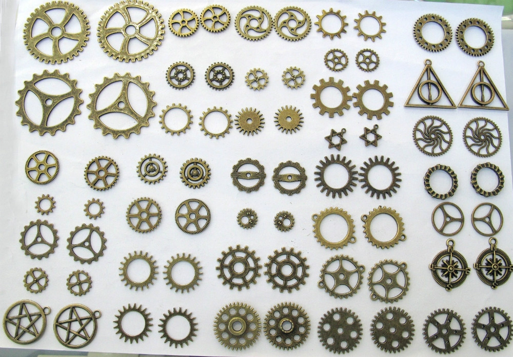 Steam Punk crafts/ Steam Punk Charms