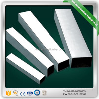 Decoration Welded SS 316/304/201 Stainless Steel Square Pipe Price