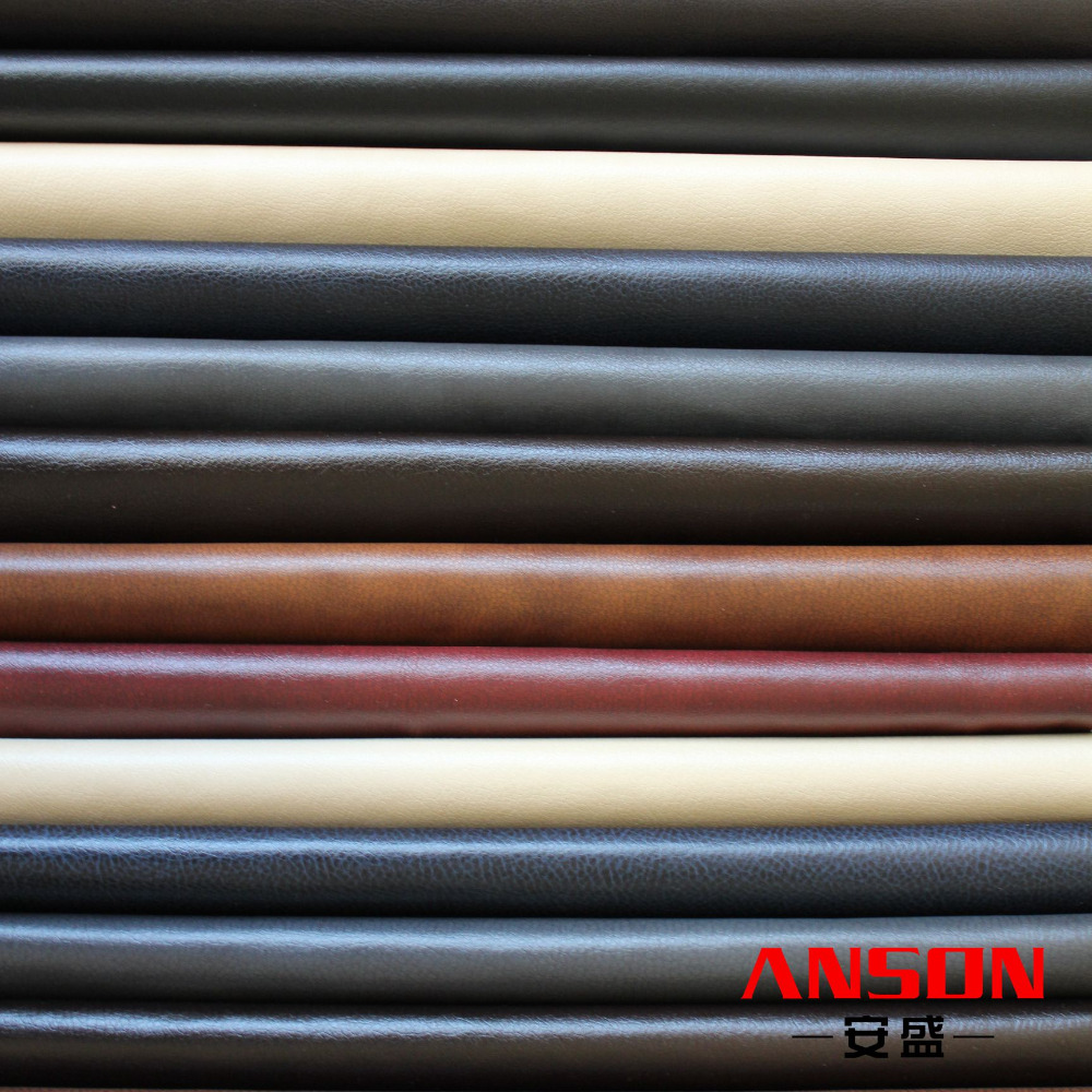 Professional production pu leather fabric wholesale