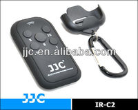JJC Infrared Wireless Remote Control IR-C2 for Canon EOS Rebel XT replace Canon RC-1,RC-6