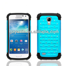 factory price hard plastic funky mobile phone case for samsung galaxy s4 mini