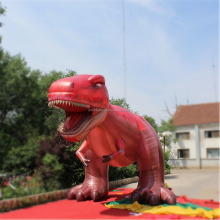 Large red inflatables Dino inflatable dragon for park Decoration sam yu 9903